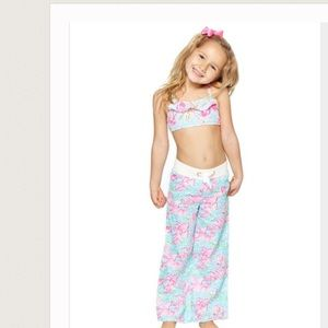 Lilly Pulitzer Lobstrah Roll Beach pants